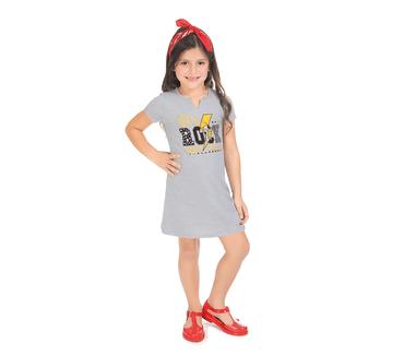 Vestido-Infantil-Abrange-Let's-Rock-Mescla