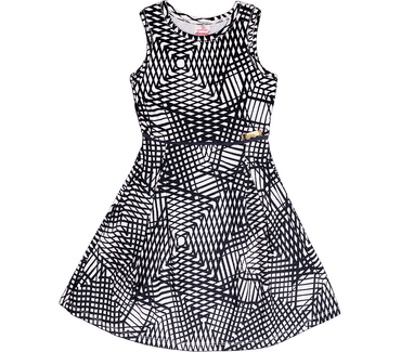 Vestido-Infantil-Abrange-Graficos-Preto