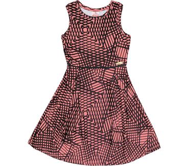 Vestido-Juvenil-Abrange-Graficos-Alaranjado