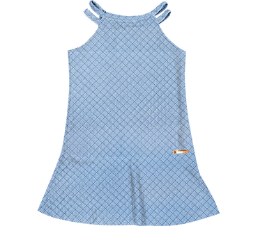 Vestido-Infantil-Abrange-Texturizado-Azul