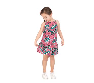 Vestido-Infantil-Abrange-Melancias-Vermelho