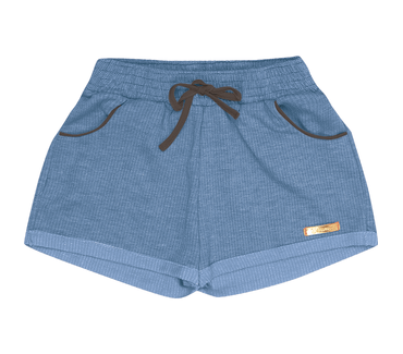 Shorts-Infantil-Abrange-Moletinho-Azul
