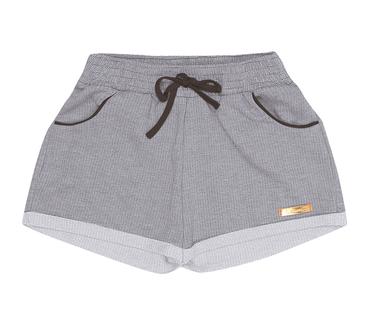 Shorts-Infantil-Abrange-Moletinho-Preto