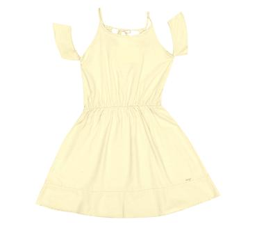 Vestido-Juvenil-Abrange-Way-Amarelo