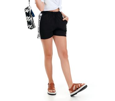 Shorts-Juvenil-Abrange-Way-Blah--Blah--Preto