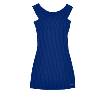 Vestido-Juvenil-Abrange-Way-Canelada-Azul