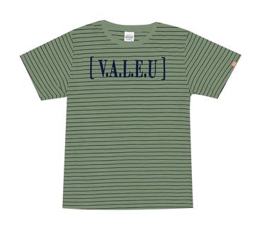 Camiseta-Juvenil-Abrange-Way-V.A.L.E.U-Verde