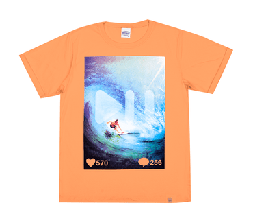 Camiseta-Juvenil-Abrange-Way-Surf-Alaranjado