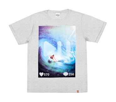 Camiseta-Juvenil-Abrange-Way-Surf-Mescla