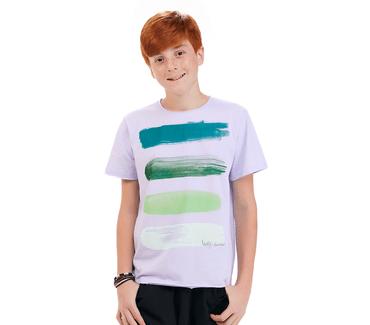 Camiseta-Juvenil-Abrange-Way-Brush-Lilas