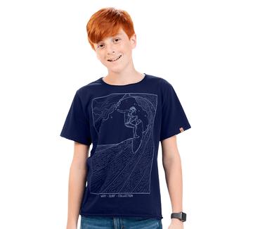 Camiseta-Juvenil-Abrange-Way-Surf-Azul-Marinho