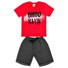 Conjunto-Infantil-Abrange-Brooklyn-Vermelho-e-Preto