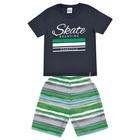 Conjunto-Infantil-Abrange-Skateboarding-Cinza-e-Verde