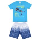 Conjunto-Infantil-Abrange-T-Rex-Azul