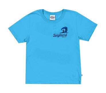 Camiseta-Infantil-Abrange-Longboard-Azul