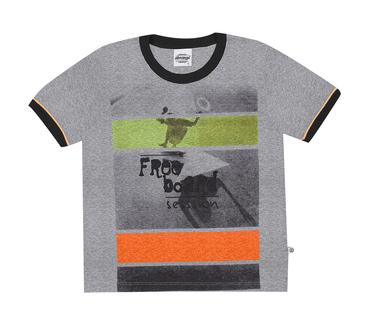 Camiseta-Infantil-Abrange-Free-Board-Mescla