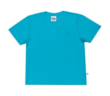 Camiseta-Primeiros-Passos-Abrange-Basico-Azul