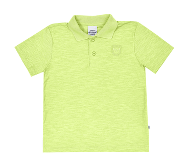 Camisa-Polo-Primeiros-Passos-Abrange-Verde