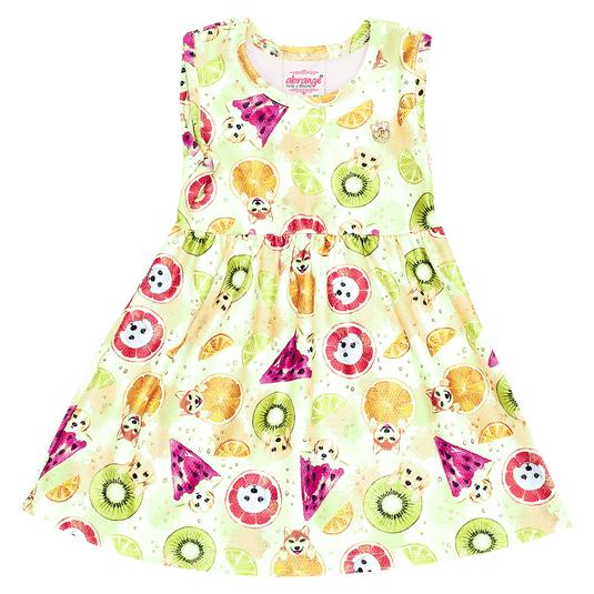 Vestido-Bebe-Abrange-Cachorro-e-Frutinhas-Amarelo