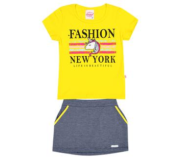 Conjunto-Primeiros-Passos-Abrange-Fashion-New-York-Amarelo-e-Azul-Marinho