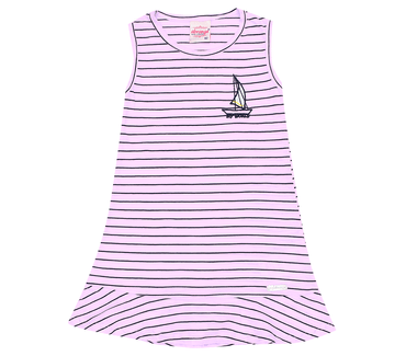Vestido-Primeiros-Passos-Abrange-Listras-e-Barcos-Lilas
