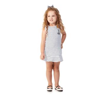 Vestido-Primeiros-Passos-Abrange-Listras-e-Barcos-Branco