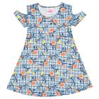 Vestido-Primeiros-Passos-Abrange-Flores-Azul-Marinho