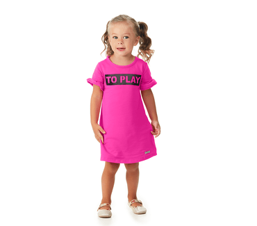 Vestido-Primeiros-Passos-Abrange-To-Play-Pink