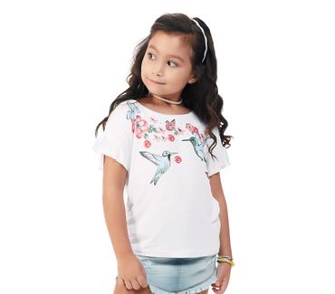 Blusa-Infantil-Abrange-Beija-Flor-Branco