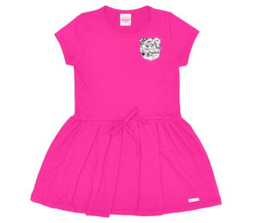 Vestido-Infantil-Abrange-Paete-Pink