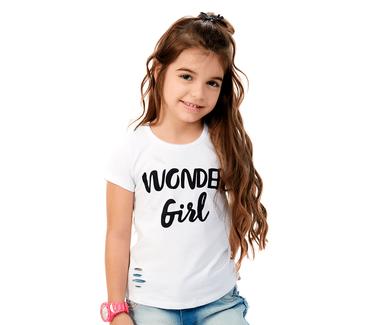 Blusa-Infantil-Abrange-Wonder-Girl-Branco