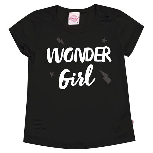 Blusa-Infantil-Abrange-Wonder-Girl-Preto