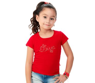 Blusa-Infantil-Abrange-Diva-Vermelho