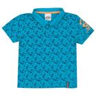 Camiseta-Polo-Primeiros-Passos-Tropical-Azul
