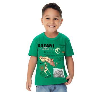 Camiseta-Primeiros-Passos-Abrange-Safari-Verde
