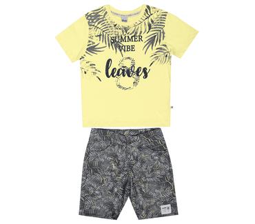 Conjunto-Infantil-Cata-Vento-Tropical-Amarelo-e-Preto