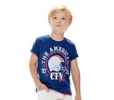 Camiseta-Infantil-Cata-Vento-American-Azul