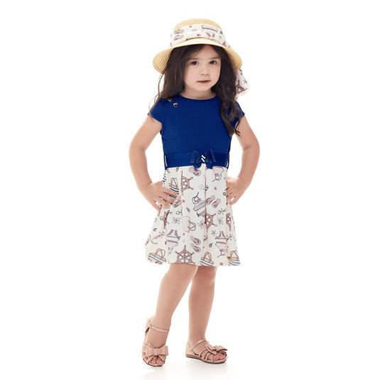 Vestido-Primeiros-Passos-Cata-Vento-Vacaciones-Azul