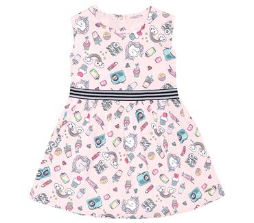 Vestido-Primeiros-Passos-Cata-Vento-Unicornio-Rosa