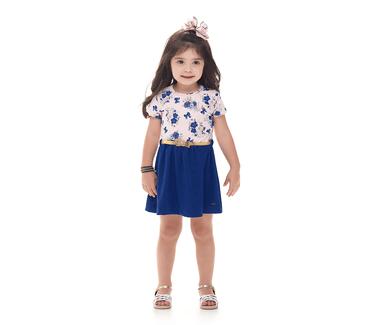 Vestido-Primeiros-Passos-Cata-Vento-Floral-Azul