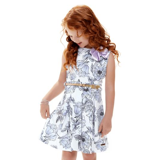 Vestido-Infantil-Cata-Vento-Floral-Lilas