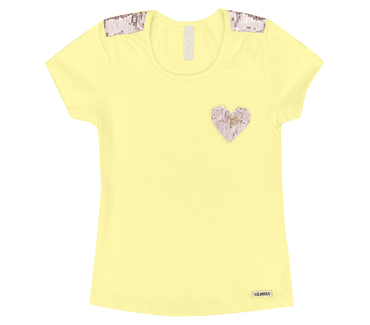 Blusa-Infantil-Cata-Vento-Paete-Amarelo