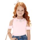 Blusa-Infantil-Cata-Vento-Flores-Rosa