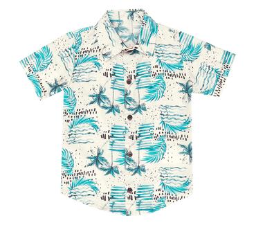 Camisa-Primeiros-Passos-Cata-Vento-Miami-Natural-e-Verde