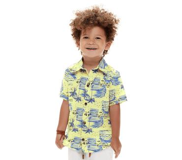 Camisa-Primeiros-Passos-Cata-Vento-Miami-Amarelo-e-Azul