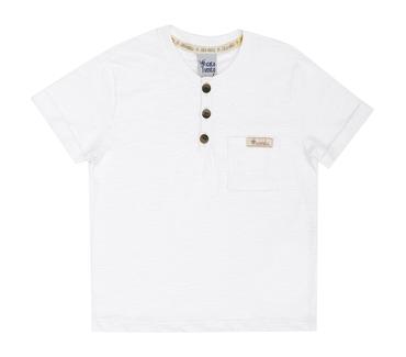 Camiseta-Primeiros-Passos-Cata-Vento-Botoes-Branco