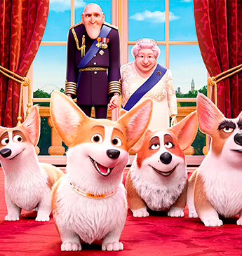 Dica de Cinema: 'Corgi: Top dog'